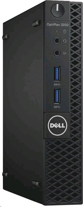 DELL OptiPlex MFF 3050 / Core i5-7500T / 8GB / 500GB / Intel HD / Win 10 Pro 64bitt - 3050-4820