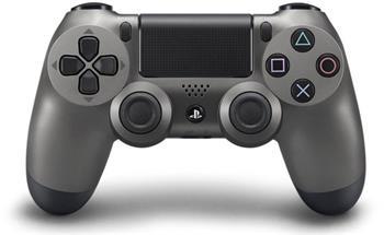 Sony PS4 DualShock 4 v2, metalicky černý - PS719868262