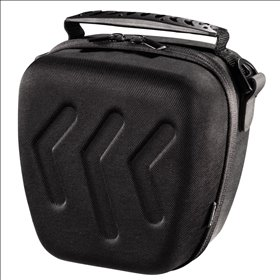 Hama hardcase Arrow Camera Bag, 110 colt, black - 115755