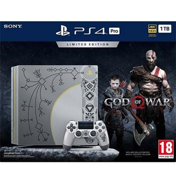 Sony PlayStation 4 Pro 1TB + God of War CZ (Limited Edition) - PS719382973