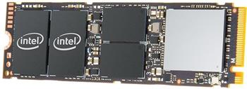 Intel SSD 760p Series 512GB, M.2 80mm, PCIe 3.0 x4 - SSDPEKKW512G801