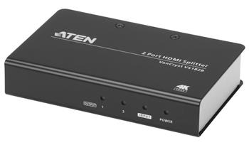 Aten VS-182B 2 port HDMI splitter 1 ->2 HDMI, 4K - VS-182B