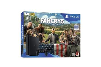 SONY PlayStation 4 Slim - 1TB + Far Cry 5 - PS719377672