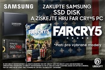 Far Cry 5 PC k SSD Samsung - Samsung SSD