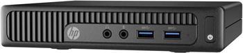 HP 260 G2 DM i3-6100U/4GB/500GB/IntelHD/DOS - 2KL49EA