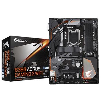 GB GA-B360 AORUS GAMING 3 WIFI - GA-B360 AORUS GAMING 3 WIFI
