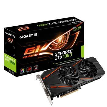 GigaByte GV-N1060G1 GAMING-6GD(rev 2.0) - GV-N1060G1 GAMING-6GD(rev 2.0)