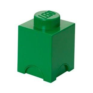 LEGO Úložné boxy Úložný box 1 - tmavě zelená 4001 - 4001