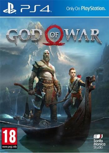God of War (PS4) - PS719357476