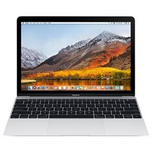 """Apple MacBook 12"""" 1,2GHz / 8GB / 256GB / Intel HD Graphics 615 / stříbrný (2017) - MNYH2CZ/A"""