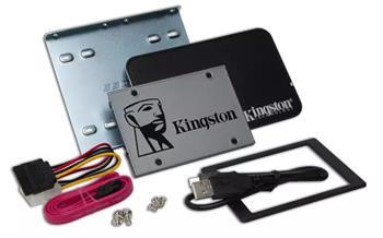 "Kingston SSD UV500 240GB SATA III 2.5"" Upgrade Bundle Kit - SUV500B/240G"