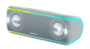 Sony SRS-XB41 bezdrátový reproduktor, bílá - SRSXB41W.EU8
