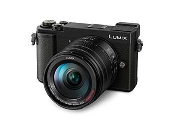 Panasonic LUMIX DC-GX9 +14-140 mm černý - DC-GX9HEG-K