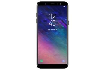 Samsung Galaxy A6+ (SM-A605), Black - SM-A605FZKNXEZ