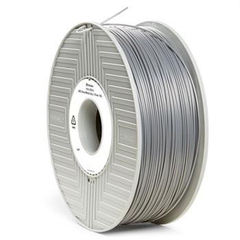 VERBATIM Filament Retail BOX ABS 1.75mm 1kg - SILVER - 55016