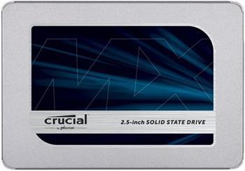CRUCIAL MX500 SSD 500GB (560/510 MB/s) - CT500MX500SSD1
