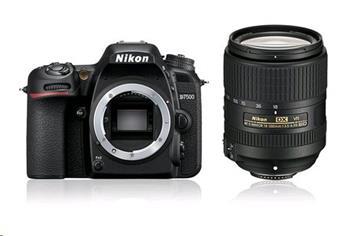 Nikon D7500 + AF-S DX NIKKOR 18-300 VR - VBA510K004