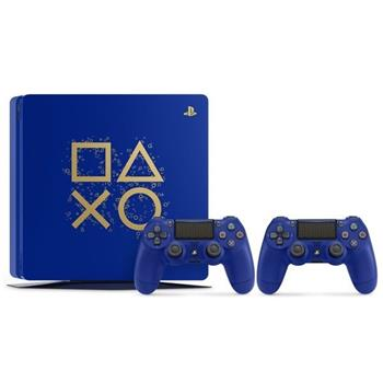 SONY PlayStation 4 500GB + 2x DS4 Days of Play limitovaná edice - PS719431770