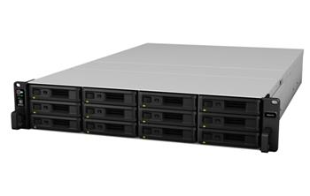 Synology RS2418+ RAID 12xSATA Rack server, 4xGb LAN - RS2418+