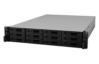 Synology RS3618xs RAID 12xSATA Rack server, 4xGb LAN - RS3618xs