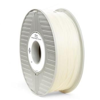 VERBATIM Filament Retail BOX PLA 1.75mm 1kg - NATURAL TRANSPARENT - 55274