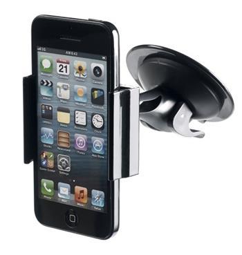 Univerzální držák s přísavkou CELLY FLEX14 pro mobilní telefony a smartphony, flexibilní rameno - FLEX14