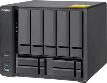 QNAP TS-932X-2G (1,7G/8GB RAM/9xSATA) - TS-932X-8G