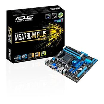 ASUS 5A78L-M PLUS/USB3 - 90MB0RB0-M0EAY0
