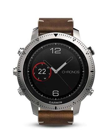Garmin fenix Chronos Leather Optic - 010-01957-00