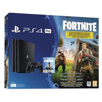 PS4 Pro - Playstation 4 Pro 1TB + voucher Fortnite - PS719723714