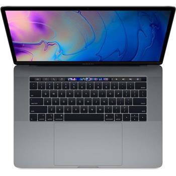 """Apple MacBook Pro 15,4"""" Touch Bar / 2,2GHz / 16GB / 256GB / R555X / vesmírně šedý (2018) - MR932CZ/A"""