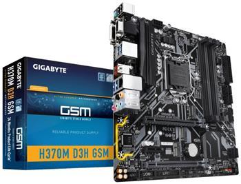 GB GA-H370M D3H GSM - GA-H370M D3H GSM