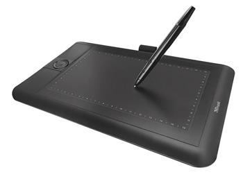 TRUST Panora Widescreen Graphic Tablet - 21794