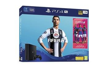 SONY PlayStation 4 PRO 1TB + FIFA 19 - PS719752615