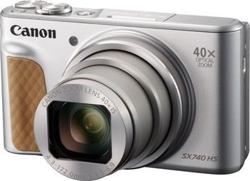 Canon PowerShot SX740HS, Silver - 2956C002