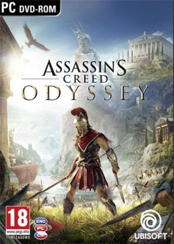 Assassins Creed: Odyssey PC - 3307216079668