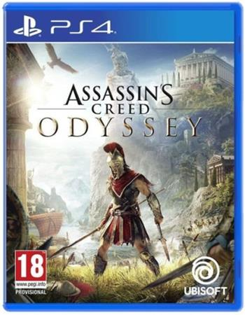 Assassins Creed: Odyssey PS4 - 3307216063940