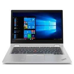 """Lenovo ThinkPad X380 YOGA 13,3"""" FHD/i5-8250U/8GB/512GB/ WIN10 Pro stříbrná - 20LH001KMC"""