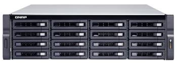 QNAP TS-1677XU-RP-2600-8G (3,4Ghz/8GB RAM/16xSATA) - TS-1677XU-RP-2600-8G