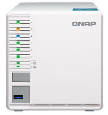 QNAP TS-351-2G (2.41GHz / 2GB RAM / 3xSATA ) - TS-351-2G