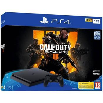 Sony PlayStation 4 Slim 1TB + COD: Black Ops 4 - PS719758112