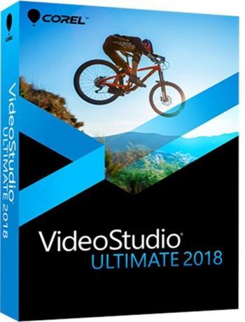 Corel VideoStudio 2018 Ultimate ML EU - VS2018UMLMBEU