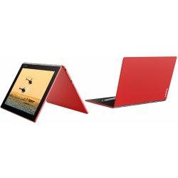 "Lenovo YOGA BOOK 10""FHD/ x5-Z8550/4GB/128GB/multitouch/ LTE/ Win10Pro červený - ZA160157CZ"