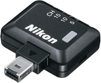 Nikon WR-R10 bezdrátové dálkové ovládaní (vysílač/přijímač) - VBJ004AE