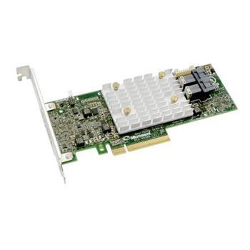 Microsemi Adaptec SmartRAID 3102-8i Single 12Gbps SAS/SATA 8 portů int.SFF-8644, x8 PCIe Gen 3, cache paměť 2 GB - 2294800-R