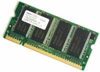 TRANSCEND TS64MSD64V3J 512MB 333MHz DDR Non-ECC CL2.5 SODIMM - TS64MSD64V3J