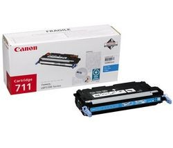 Canon CRG-711C toner azurový pro LBP-5300 (6000 pgs.) - 1659B002