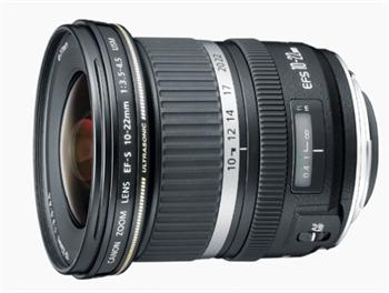 Canon EF-S 10-22 mm f/3.5-4.5 USM - 9518A007