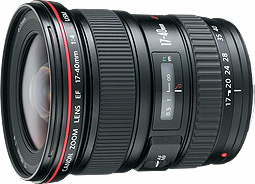 Canon EF 17-40mm f4L USM - 8806A011AA