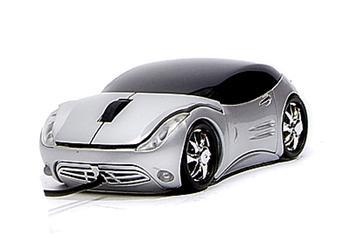Myš ACUTAKE Extreme Racing Mouse S1 (SILVER) - ACU-ERM-S1